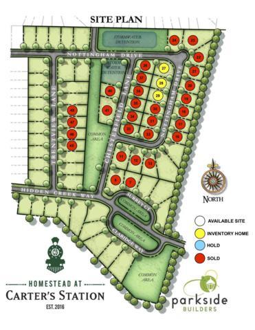 2721 Nottingham Drive, Columbia, TN 38401 (MLS #1935473) :: CityLiving Group