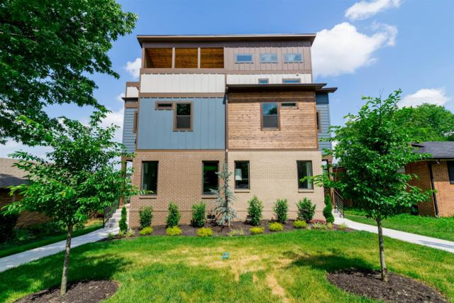 1020 A 9Th Ave S, Nashville, TN 37203 (MLS #1938956) :: Ashley Claire Real Estate - Benchmark Realty