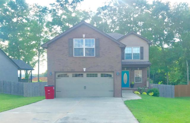 1921 Jackie Lorraine Dr, Clarksville, TN 37042 (MLS #1941260) :: Ashley Claire Real Estate - Benchmark Realty