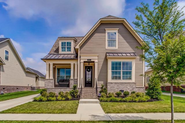 1013 Nolencrest Drive, Franklin, TN 37067 (MLS #1941365) :: RE/MAX Choice Properties