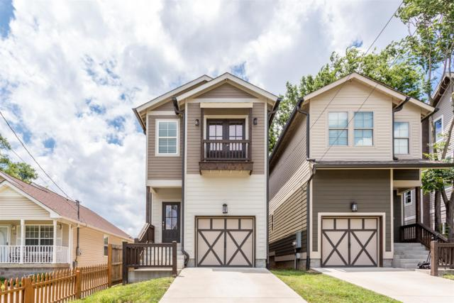 1707 B Allison Pl, Nashville, TN 37203 (MLS #1943732) :: Ashley Claire Real Estate - Benchmark Realty