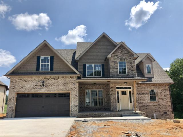 61 Easthaven, Clarksville, TN 37043 (MLS #1946365) :: Team Wilson Real Estate Partners