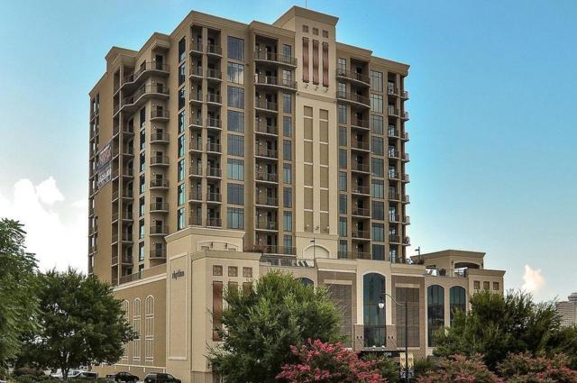1510 Demonbreun St Apt 905, Nashville, TN 37203 (MLS #1948288) :: John Jones Real Estate LLC