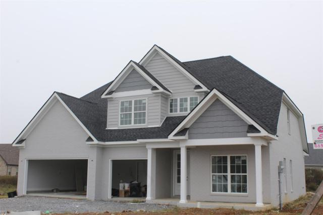 5729 Iverson Drive (Lot 68), Murfreesboro, TN 37127 (MLS #1950051) :: Maples Realty and Auction Co.
