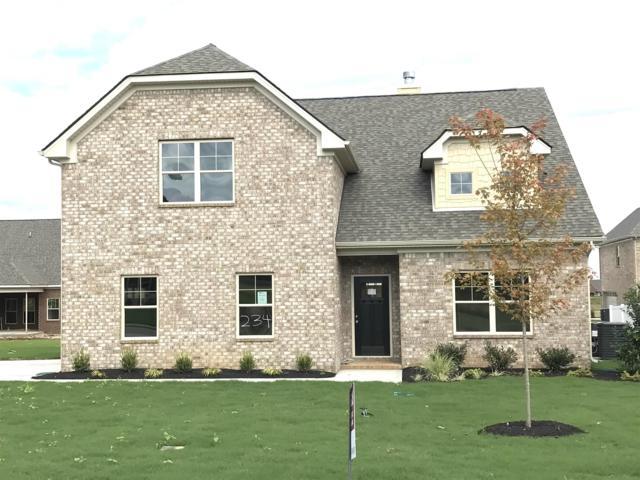 1116 General Marshall (Lot 234), Murfreesboro, TN 37129 (MLS #1951238) :: John Jones Real Estate LLC