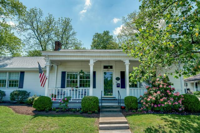 324 3rd Ave S, Franklin, TN 37064 (MLS #1951660) :: RE/MAX Choice Properties