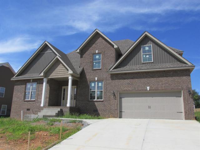 121 Thomas Traylor Ln, Clarksville, TN 37043 (MLS #1952168) :: Nashville On The Move