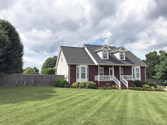 2009 Skyhawk Ct, White House, TN 37188 (MLS #1952350) :: John Jones Real Estate LLC