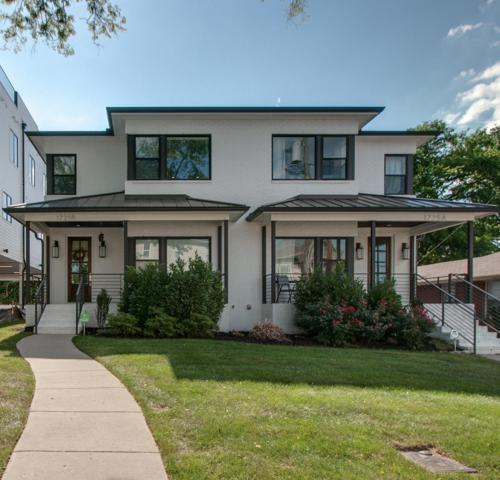 1725 B 14th Ave S, Nashville, TN 37212 (MLS #1953529) :: Armstrong Real Estate