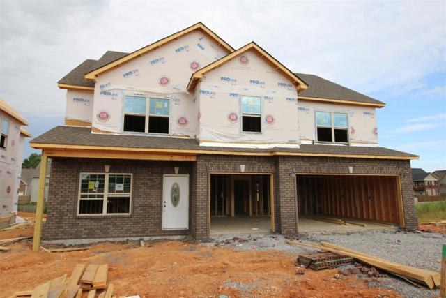 106 Griffey Estates, Clarksville, TN 37042 (MLS #1954390) :: CityLiving Group