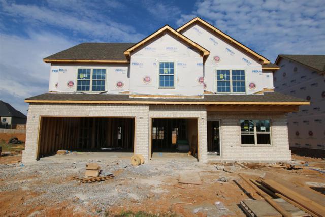 110 Griffey Estates, Clarksville, TN 37042 (MLS #1954418) :: CityLiving Group