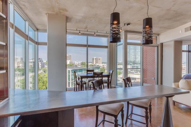 600 12th Ave S Apt 1000 #1000, Nashville, TN 37203 (MLS #1956173) :: RE/MAX Homes And Estates