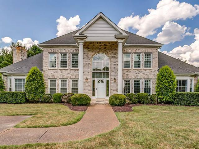 403 Belle Glen Ln, Brentwood, TN 37027 (MLS #1957276) :: The Milam Group at Fridrich & Clark Realty