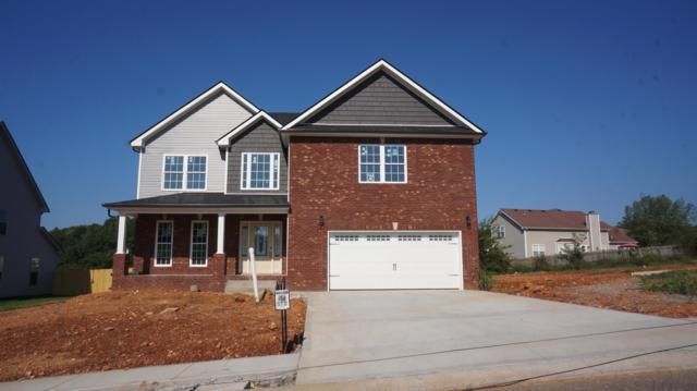 6 Kingstons Cove, Clarksville, TN 37042 (MLS #1957922) :: Nashville On The Move