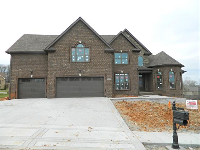49 Terraces Of Hearthstone, Clarksville, TN 37040 (MLS #1959287) :: John Jones Real Estate LLC