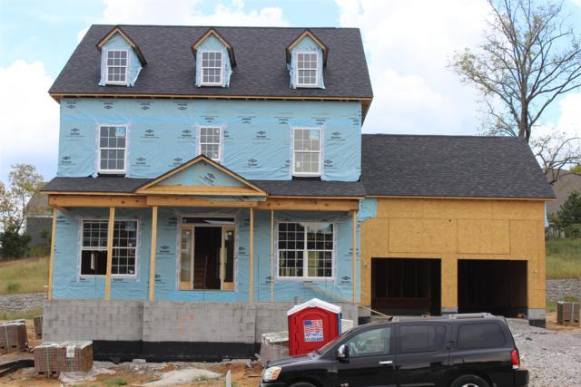 2037 Nolencrest Way #17, Franklin, TN 37067 (MLS #1961714) :: Nashville On The Move | Keller Williams Green Hill