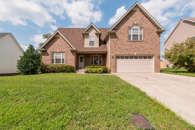 495 Winding Bluff Way, Clarksville, TN 37040 (MLS #1962165) :: John Jones Real Estate LLC