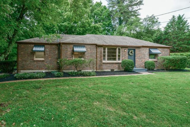 525 Landon Drive, Nashville, TN 37220 (MLS #1963682) :: The Milam Group at Fridrich & Clark Realty