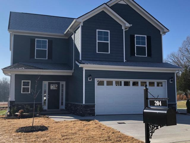 204 Karis Drive Lot 12, Spring Hill, TN 37174 (MLS #1968613) :: John Jones Real Estate LLC