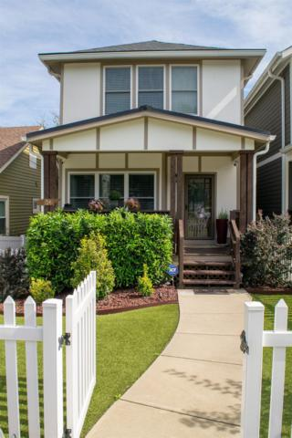 511 B N 17th St, Nashville, TN 37206 (MLS #1970572) :: REMAX Elite