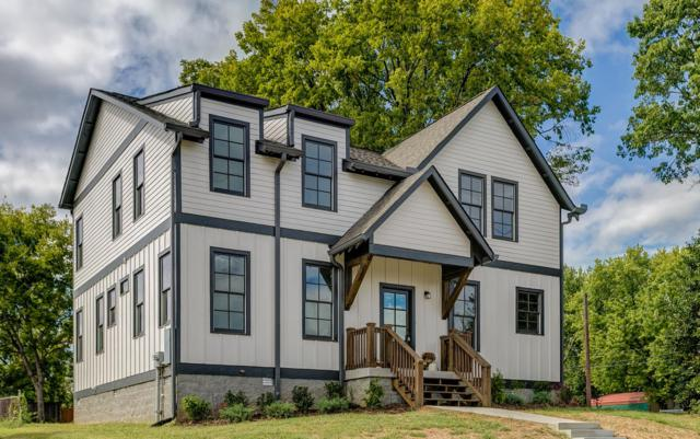 702 S 12Th St, Nashville, TN 37206 (MLS #1971208) :: Nashville On The Move