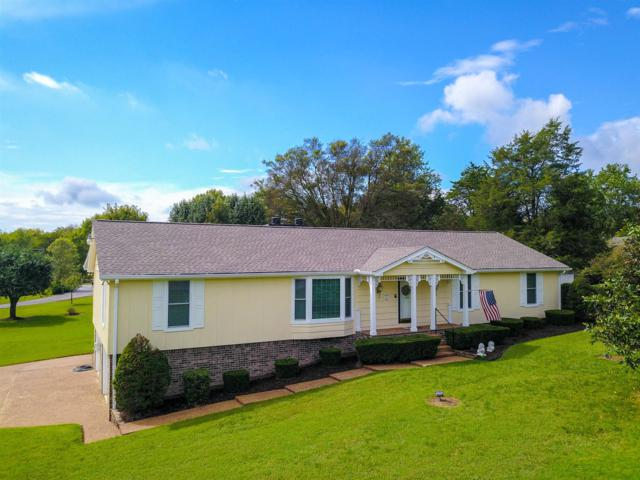 156 Bluegrass Dr, Hendersonville, TN 37075 (MLS #1971328) :: Nashville on the Move