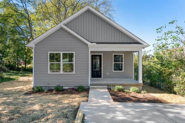 1605 Shelton St, Springfield, TN 37172 (MLS #1971786) :: John Jones Real Estate LLC
