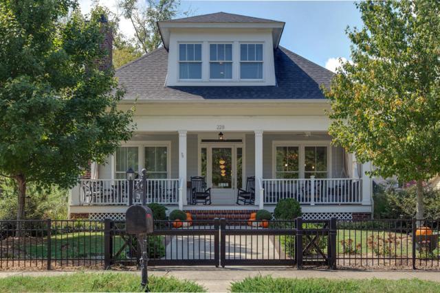 228 2nd Ave S, Franklin, TN 37064 (MLS #1973261) :: John Jones Real Estate LLC