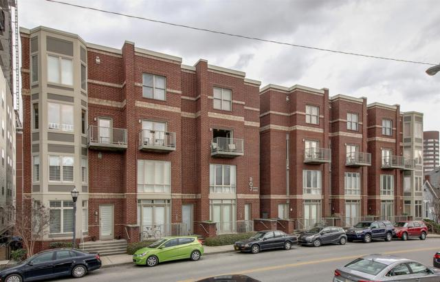 807 18Th Ave S Apt 109 #109, Nashville, TN 37203 (MLS #1974620) :: The Helton Real Estate Group
