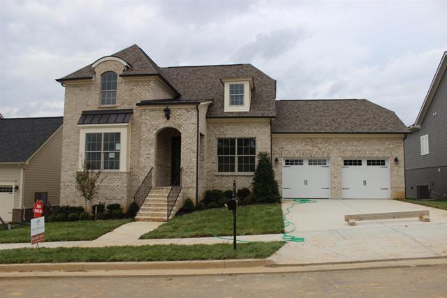 4011 Farmhouse Drive #102, Franklin, TN 37067 (MLS #1976745) :: Ashley Claire Real Estate - Benchmark Realty