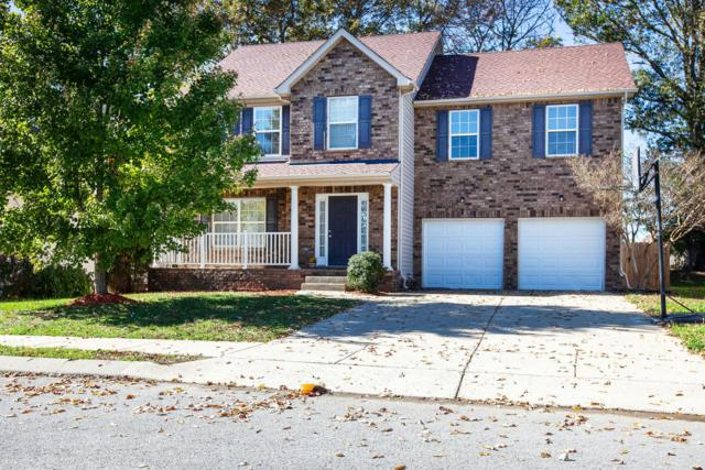 5012 Saunders Ter, Spring Hill, TN 37174 (MLS #1979929) :: John Jones Real Estate LLC