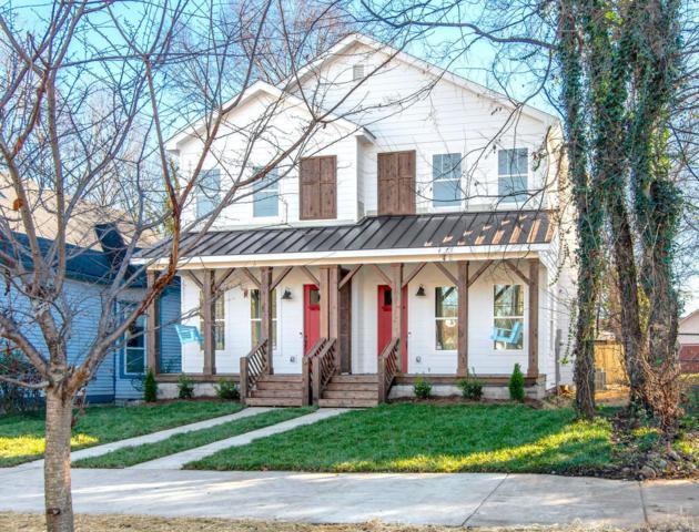 1017 B Monroe St, Nashville, TN 37208 (MLS #1980798) :: John Jones Real Estate LLC