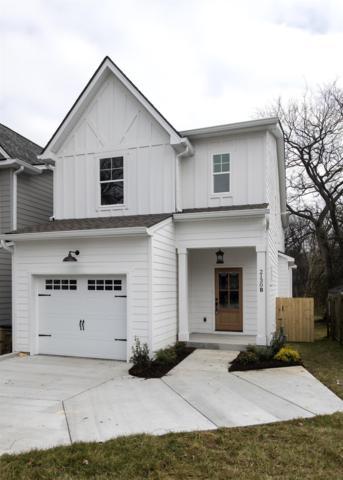 2130 B Rosemary Ln, Nashville, TN 37210 (MLS #1985474) :: John Jones Real Estate LLC
