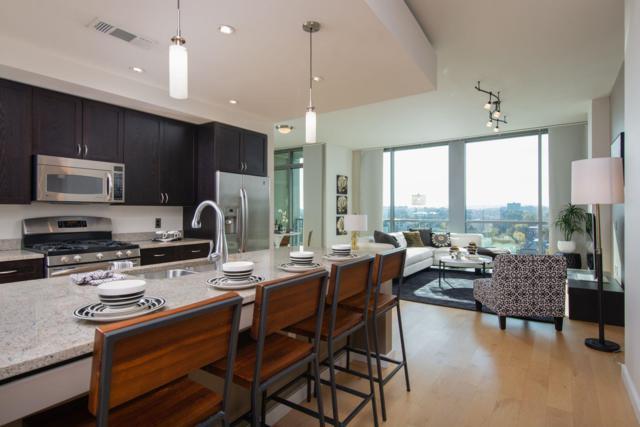 900 20th Avenue S 1310 #1310, Nashville, TN 37212 (MLS #1990169) :: John Jones Real Estate LLC