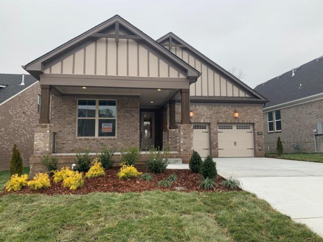 3040 Elliott Drive #68, Mount Juliet, TN 37122 (MLS #1990708) :: John Jones Real Estate LLC