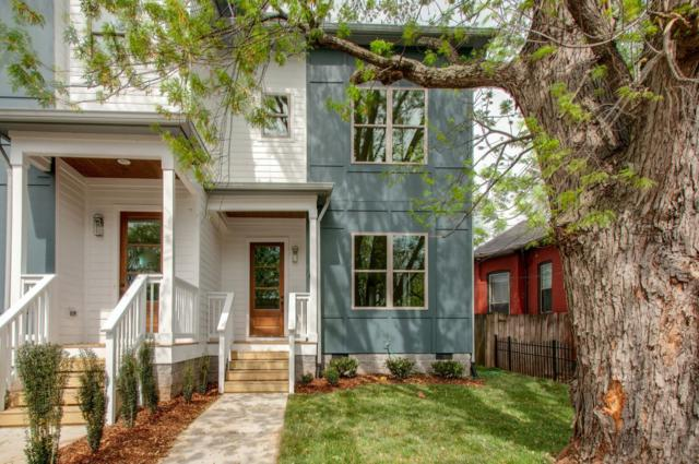1510 A 10Th Ave N, Nashville, TN 37208 (MLS #1991497) :: Village Real Estate