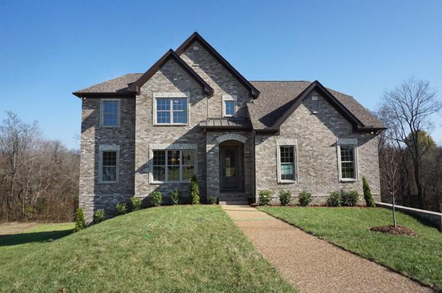 1012 Atherton Ct Lot 27, Hendersonville, TN 37075 (MLS #1993079) :: John Jones Real Estate LLC