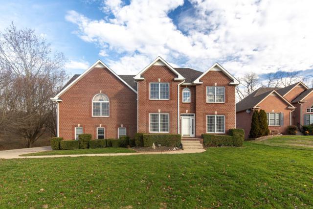 103 Forest Oaks Dr, Goodlettsville, TN 37072 (MLS #1998063) :: RE/MAX Choice Properties