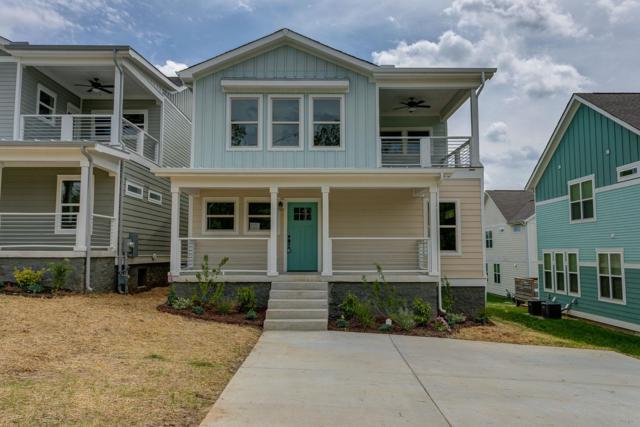 1605 A Rebecca Ave, Nashville, TN 37216 (MLS #2005655) :: John Jones Real Estate LLC