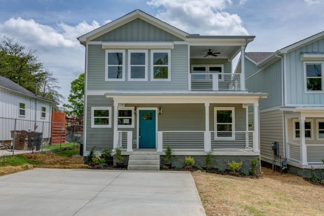 1607 B Rebecca Ave, Nashville, TN 37216 (MLS #2005657) :: John Jones Real Estate LLC