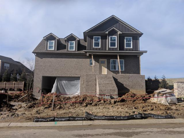 1004 Red Pepper Ridge, Lot 1, Spring Hill, TN 37174 (MLS #2008979) :: Nashville on the Move