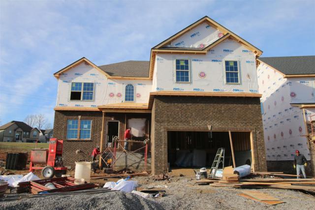 115 Griffey Estates, Clarksville, TN 37042 (MLS #2009168) :: HALO Realty