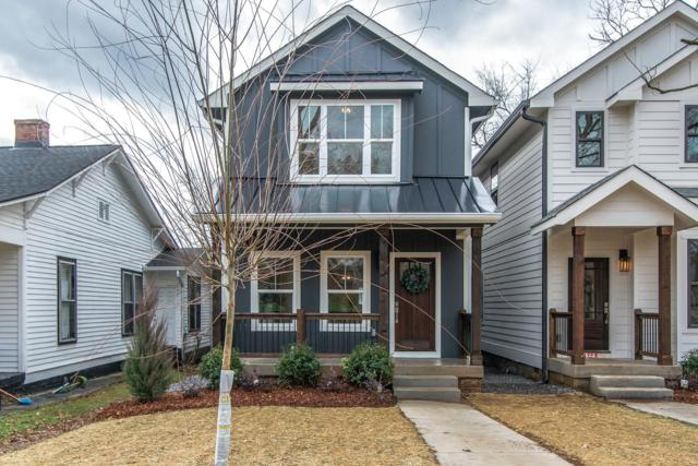 1022 B Cahal Ave, Nashville, TN 37206 (MLS #2010264) :: DeSelms Real Estate