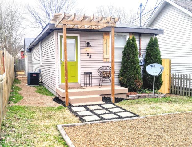 125 Eastmoreland St, Nashville, TN 37207 (MLS #2010457) :: RE/MAX Choice Properties