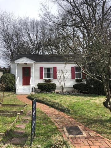 318 52Nd Ave N, Nashville, TN 37209 (MLS #2012590) :: Fridrich & Clark Realty, LLC