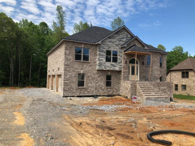 81 Reda Estates, Clarksville, TN 37042 (MLS #2016237) :: John Jones Real Estate LLC