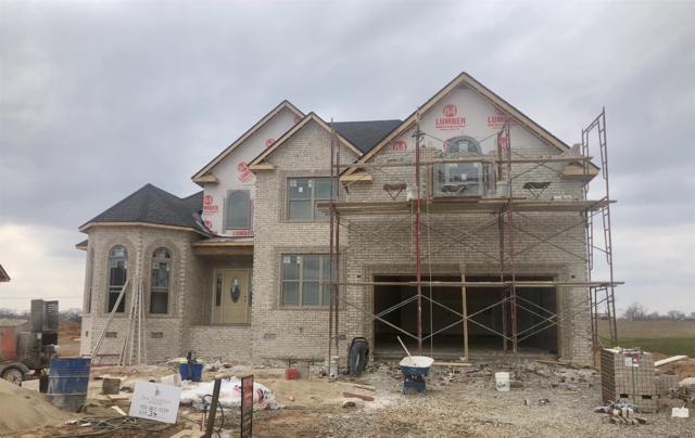 34 Wellington Fields, Clarksville, TN 37043 (MLS #2019556) :: Nashville's Home Hunters