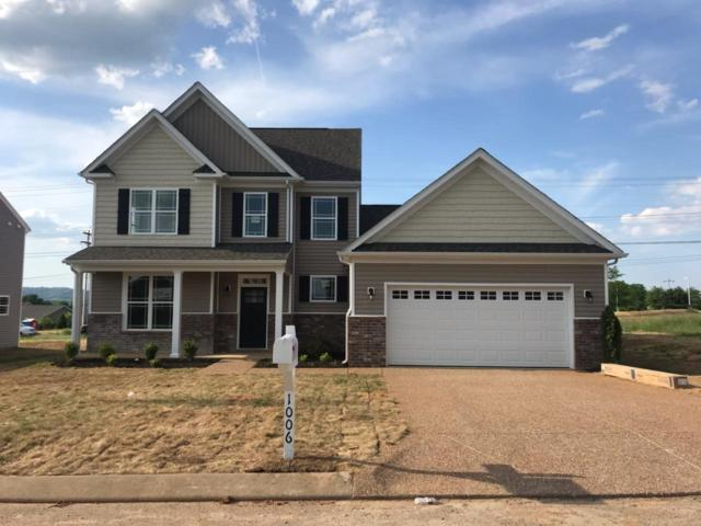1006 Vanguard Dr, Spring Hill, TN 37174 (MLS #2022265) :: Nashville on the Move