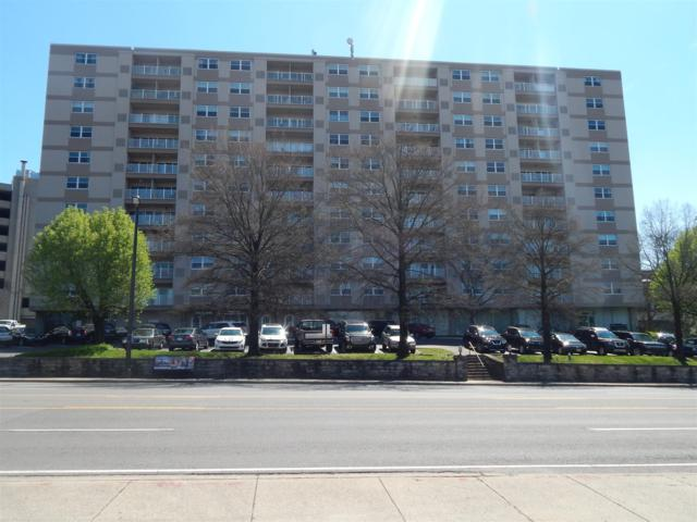 3415 W End Ave Apt 409, Nashville, TN 37203 (MLS #2023253) :: The Milam Group at Fridrich & Clark Realty