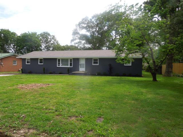 1603 5Th Ave, Manchester, TN 37355 (MLS #RTC2030565) :: FYKES Realty Group